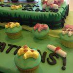Cupcake réussite scolaire Fabian