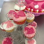 Cupcakes baptême Tia
