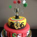 Gâteau Ferrarri
