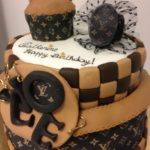 Gâteau Louis Vuitton Cake