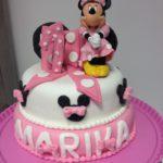 Gâteau Minnie Cake