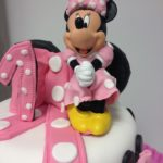 Gâteau Minnie Cake 2