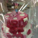 Gâteau Minnie Cake 3