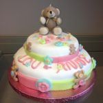 Gâteau oursons Pooh Cake