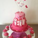 Gâteau papillon Elisa
