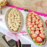 buffet petits farcis de la mer