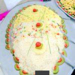 buffet trio de riz
