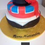 gateau équitation horse cake