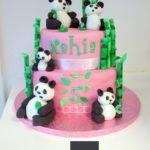 gateau pandas