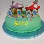 gateau schroufm cake 2