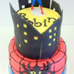 gateau spidermen 2