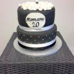 gateau wedding cake 20
