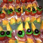 jambon de parme melon