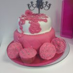 GATEAU baroque cake